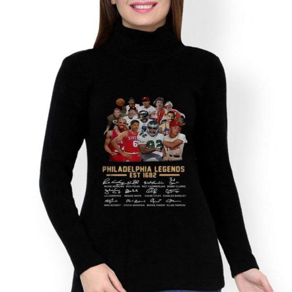 Philadelphia Legends Est 1682 Signature shirt