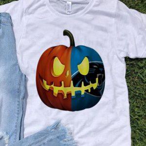 Pumpkin Happy Halloween Black Panther shirt