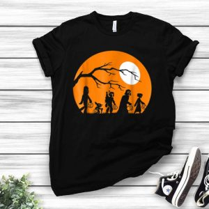Star Wars Trick Or Treat Halloween Silhouette shirt