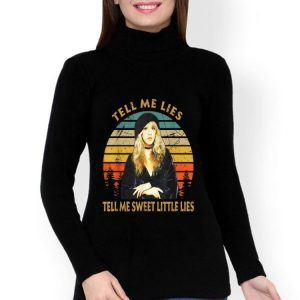 Vintage Stevie Nicks Tell Me Lies Tell Me Sweet Little Lies shirt