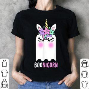 Awesome Boonicorn Unicorn Ghost, Unicorn Halloween for Girls shirt