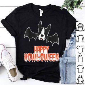 Funny Cute Halloween Costume Dog Boston Terrier Gifts shirt