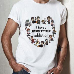 Harry Potter Addiction Chibi Harry Potter shirt