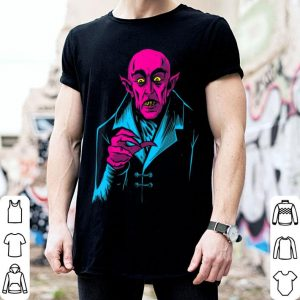 Nice Nosferatu Halloween Vampire Classic Horror Dracula shirt