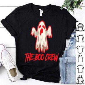 Top Boo Crew Halloween Fun Ghost shirt