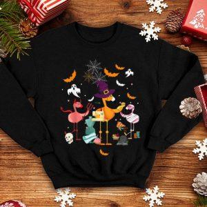 Top Flamingo quilting halloween costume sewing crochet gift shirt
