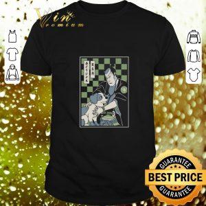 Top Veterinary samurai shirt