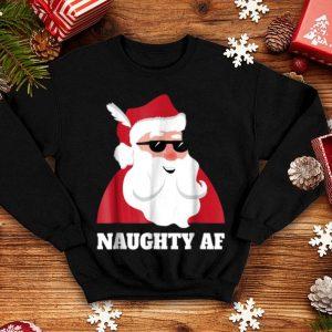 Awesome Naughty AF Dirty Santa Christmas Joke sweater