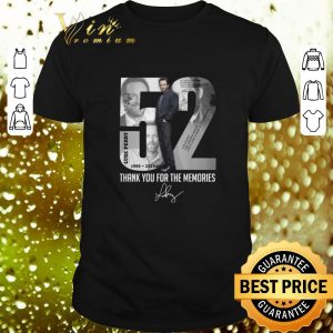 Cheap 52 Luke Perry Thank you for the memories signature shirt
