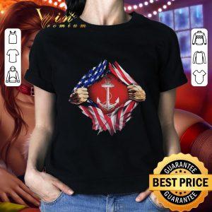 Cheap American Flag Navy Sailor shirt