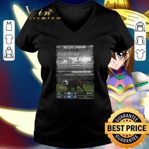 Cheap Black cat Metlife stadium player of the game Dallas Cowboys shirt