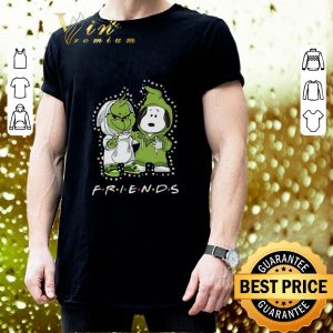 Cheap Friends Baby Grinch and Snoopy shirt 2