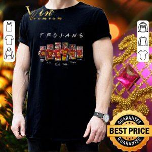 Cheap Friends USC Trojans signatures shirt 2