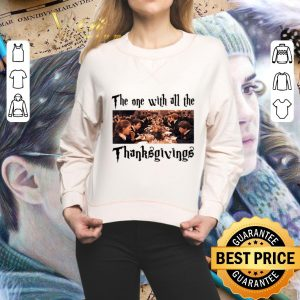 Cheap Harry Potter The One With All The Thanksgivings shirt