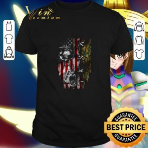 Cool 4th Of July Independence Day your name US Marine Corps shirt