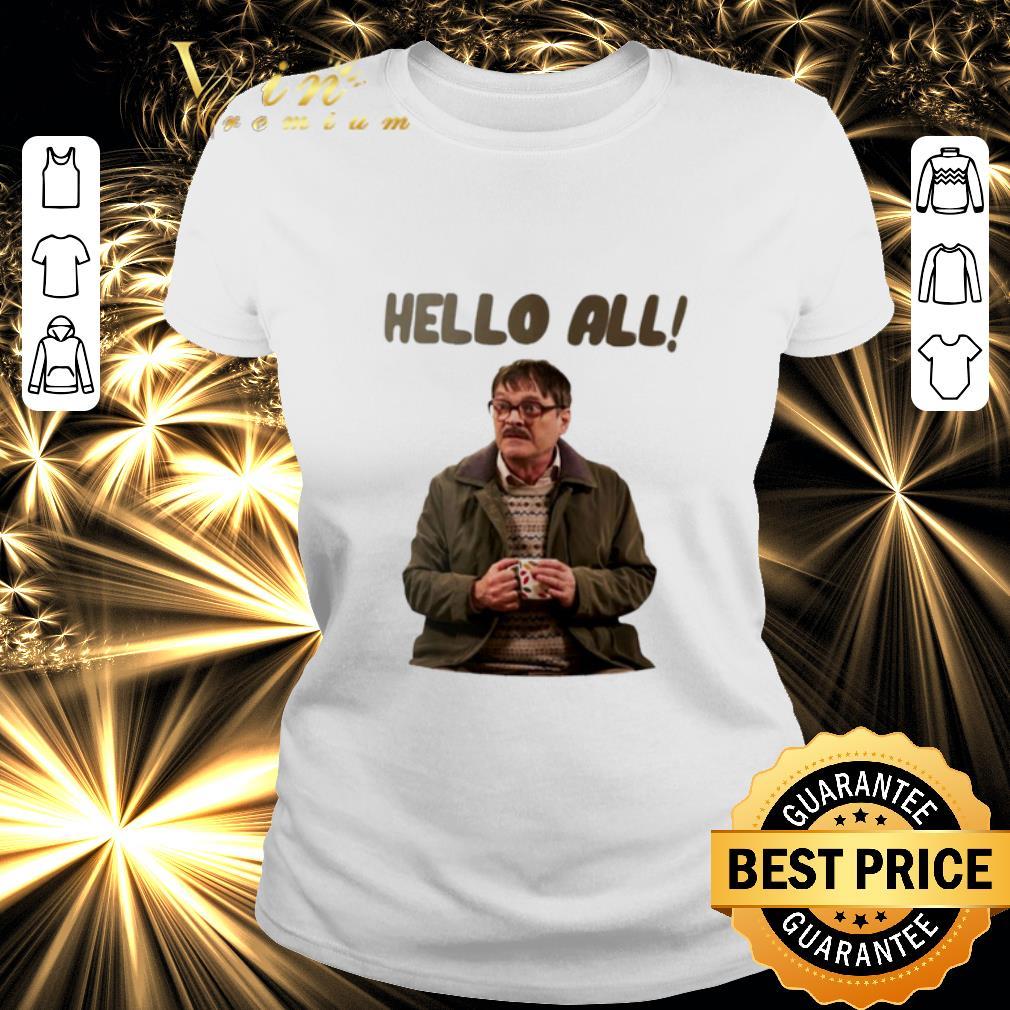 Cool Jim Bell hello all Friday Night Dinner shirt