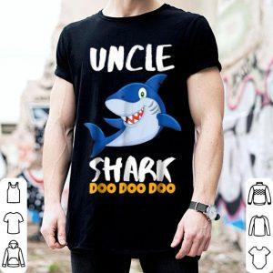 Nice Mens Uncle Shark Doo Doo Best Christmas Gift Exchange Idea sweater