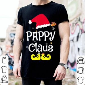 Official Merry Santa Pappy Claus Christmas Family Gifts sweater