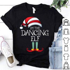 Original I'm The Dancing Elf Family Matching Christmas Gift Group shirt