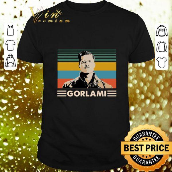 Premium Aldo Raine Gorlami vintage shirt