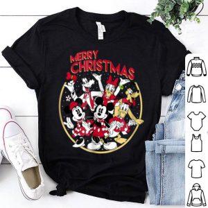 Pretty Disney Friends Christmas shirt