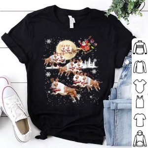 Awesome Pitbull Reindeer Christmas sweater