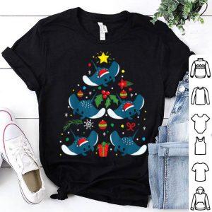 Beautiful Manta Ray Christmas Ornament Tree Funny Fish Gift sweater