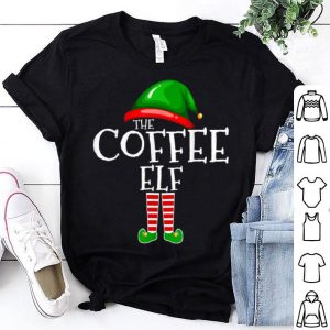 Beautiful The Coffee Elf Group Matching Family Christmas Gifts sweater
