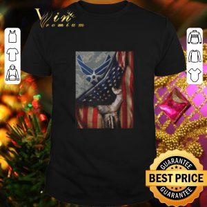 Cheap American Flag United States Air Force shirt