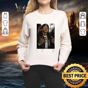 Funny Sad Rip Nipsey Hussle Rip Rapper shirt