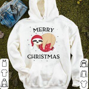 Original Christmas Sloth Gift Women Girls Kids Men Pajamas sweater