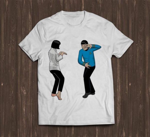 Original Spock Fiction Star Trek Pulp Fiction shirt