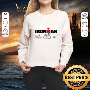 Premium Snoopy Ironman sports shirt
