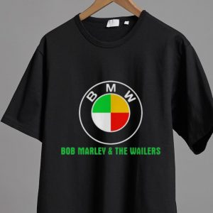 Top BMW Bob Marley And The Wailers shirt