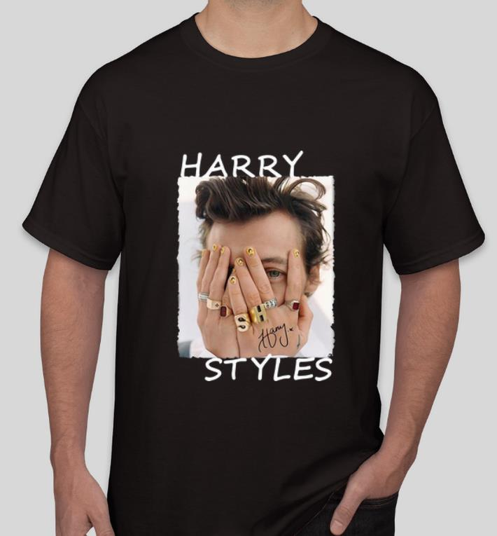 Awesome Harry Styles Signature shirt 4 - Awesome Harry Styles Signature shirt