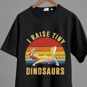 Original Vintage I Raise Tiny Dinosaurs shirt 1