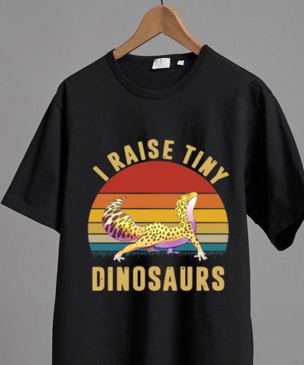 Original Vintage I Raise Tiny Dinosaurs shirt
