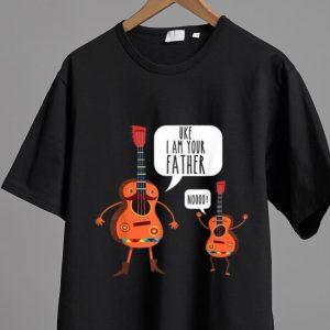 Pretty Uke I Am Your Father Noooo Ukulele And Guitar Lovers shirt 1
