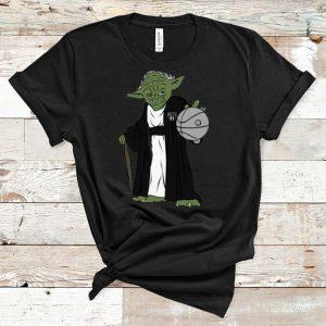 Top Master Yoda NBA Brooklyn Nets shirt