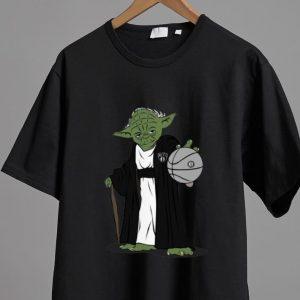 Top Master Yoda NBA Brooklyn Nets shirt 1