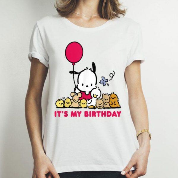 It's My Birthday Pochacco shirt