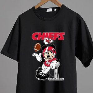 Original Mickey Mouse Kansas City Chiefs Super Bowl Champions shirt 1