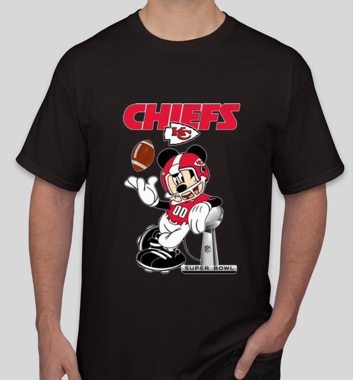 Original Mickey Mouse Kansas City Chiefs Super Bowl Champions shirt 4 - Original Mickey Mouse Kansas City Chiefs Super Bowl Champions shirt