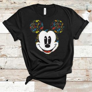 Top Disney Year Of The Mouse Band Concert Mickey Mouse shirt