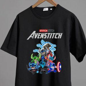 Top Marvel Avengers Stitch Avenstitch shirt 1