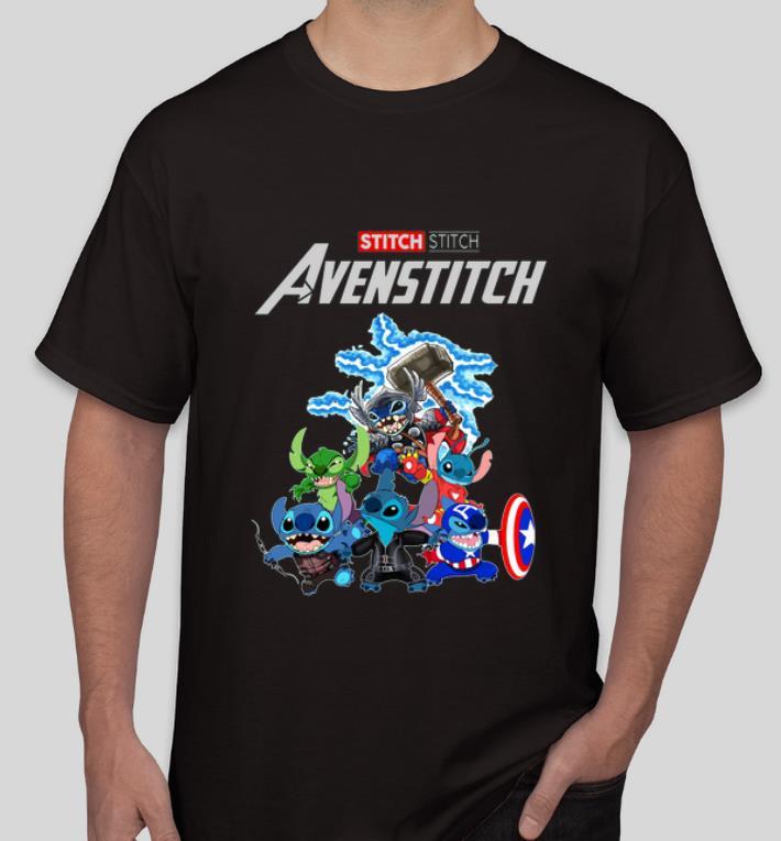 Top Marvel Avengers Stitch Avenstitch shirt 4 - Top Marvel Avengers Stitch Avenstitch shirt