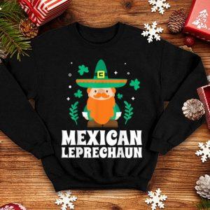 Top Mexican Leprechaun Funny St Patricks Day 2020 Drinking shirt
