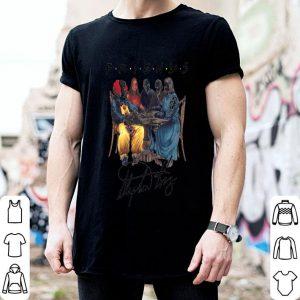 Horror F.R.I.E.N.D.S Stephen King Signature shirt
