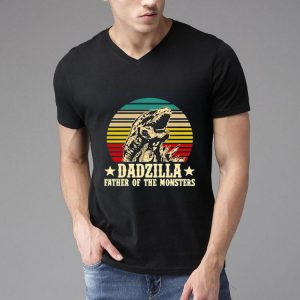 Vintage Dadzilla Father Of The Monsters shirt