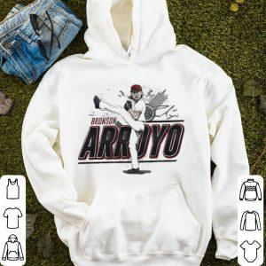 Bronson Arroyo Hall of Heroes shirt 3 1 300x300 - Bronson Arroyo – Hall of Heroes shirt